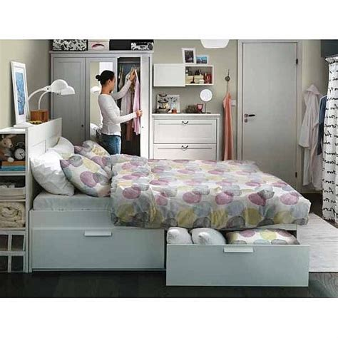 Ikea Houston Beds by Brimnes Bed Frame With Drawers Houston Chronicle