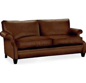 Thomasville Leather Sofas Thomasville Furniture Leather Choices Mercer Large 2 Seat Sofa 21120 124d