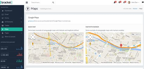 bootstrap themes free map bracket responsive bootstrap 3 admin template