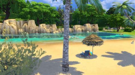 mini tropical beach waves snowhaze mod sims sims updates