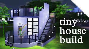 how to build on to your house tiny house the sims 4 build youtube