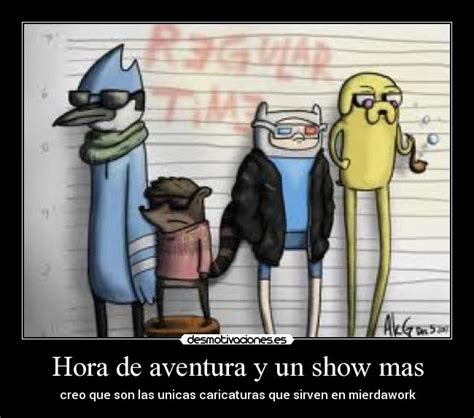 imagenes de memes de un show mas un show mas temporada 1 y 2 taringa