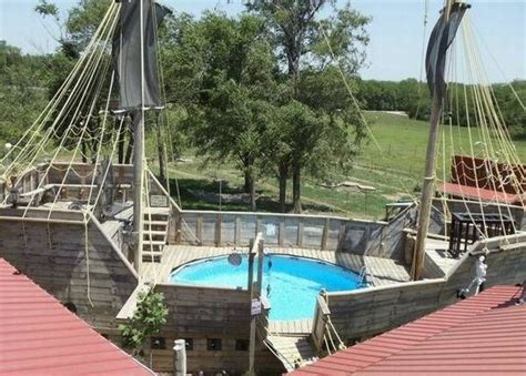 pirate ship pool ftw yes pinterest