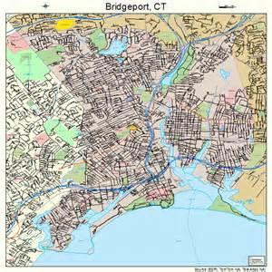 bridgeport map bridgeport connecticut map 0908000