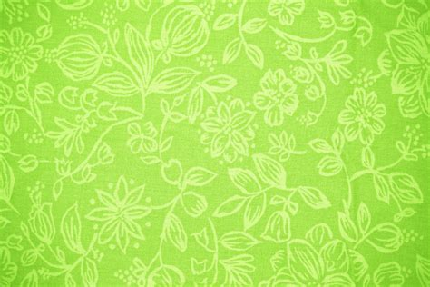 wallpaper lime green flowers lime green fabric with floral pattern texture picture