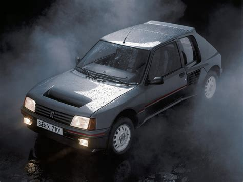 peugeot 205 t16 foto of the day 205 t16 iedei