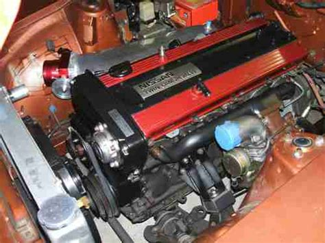 nissan 260z engine purchase used 74 datsun 260z with skyline engine in