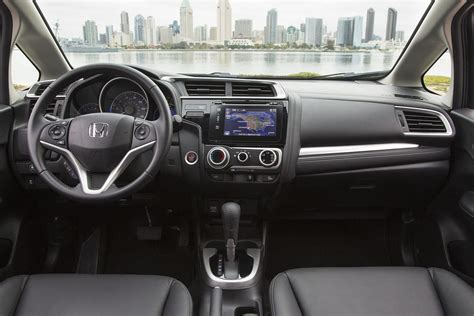 2015 Honda Fit Interior by 2015 Honda Fit Ex L Review Digital Trends