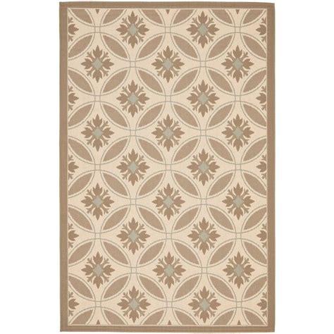 safavieh cy7133 79a18 courtyard indoor outdoor area rug beige lowe s canada safavieh courtyard beige beige 4 ft x 5 ft 7 in indoor outdoor area rug cy7844 79a18 4