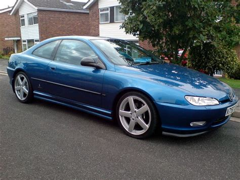 peugeot 406 coupe v6 peugeot 406 coupe 3 0 v6 the fiat forum photo gallery