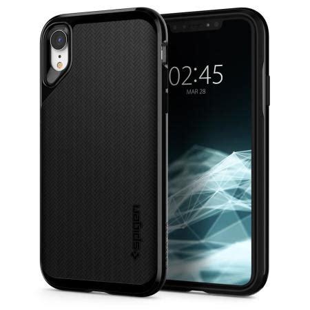 spigen neo hybrid iphone xr jet black reviews