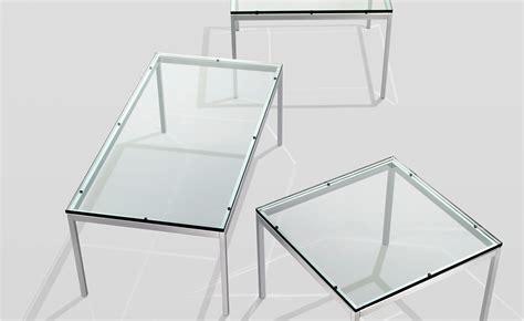 florence knoll rectangular coffee table hivemodern com