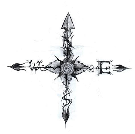 wind rose tattoo by juhcolin on deviantart a true compass by xdyingtolivex on deviantart