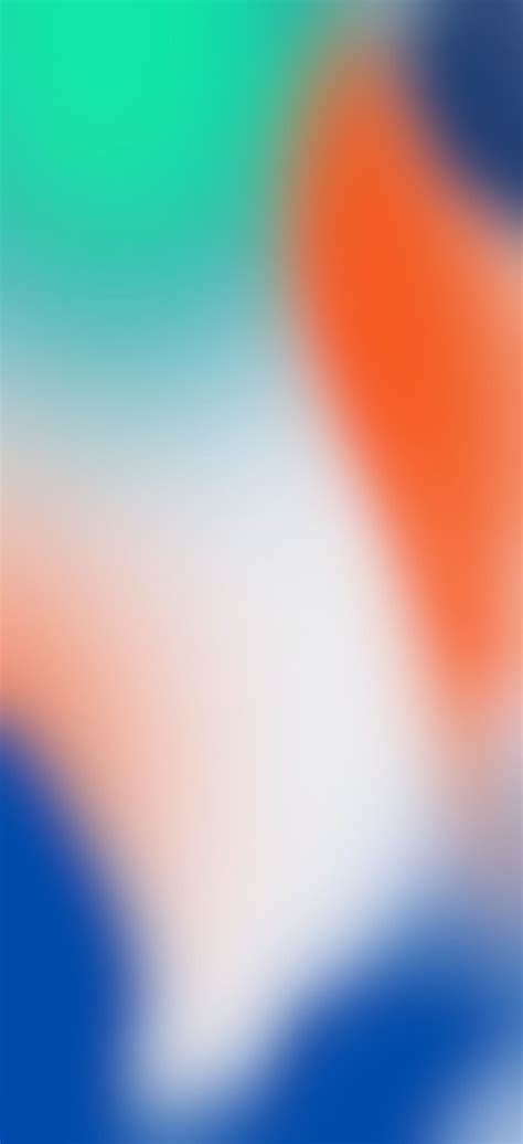 ios  iphone  orange green blue stock abstract