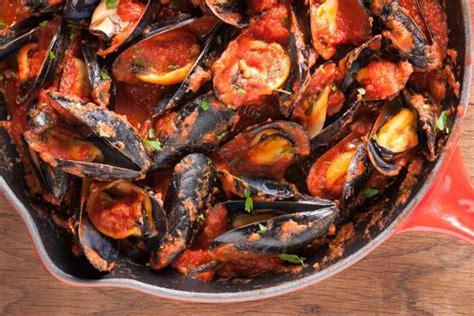 cocina mejillones receta de mejillones con tomate al estilo casero f 225 ciles