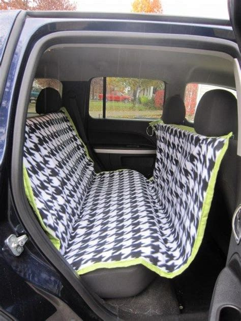 wahl hammock car seat cover def this diy car seat cover for dogs hammock