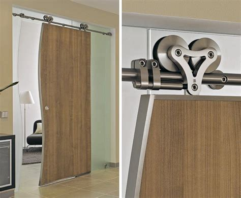 Free Interior Doors by Interior Heavy Duty Sliding Wood Door System With Free
