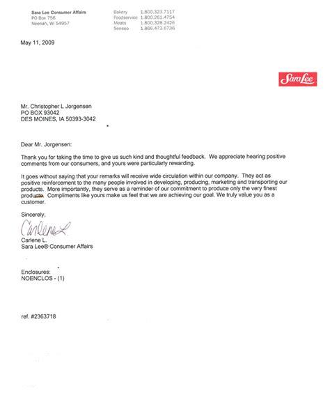 Complaint Letter Regarding No Response Letters Dear