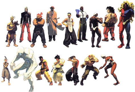 gief s a guide to fighter v third edition books sf3 3rd strike characters characters