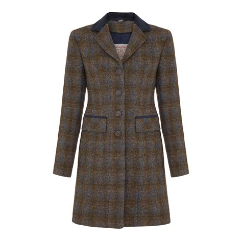 Tweed Coat harris tweed coat