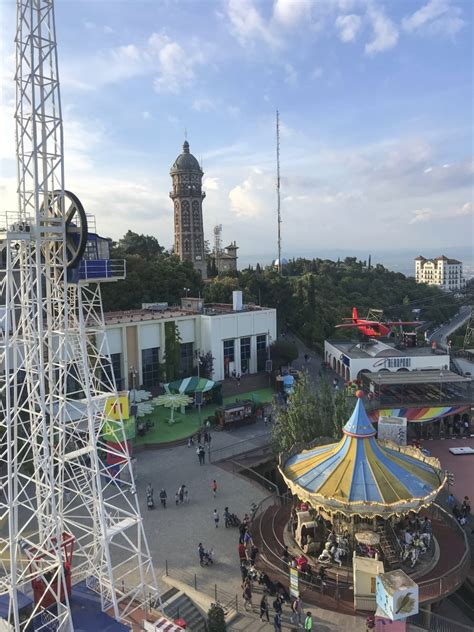 parque de atracciones entradas el parque de atracciones tibidabo