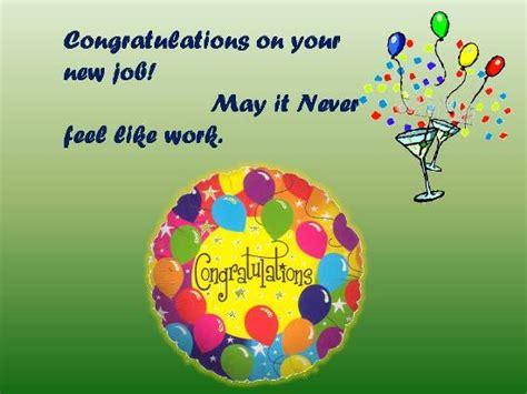 congratulations     job   job ecards