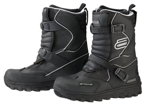 discount motorcycle boots 200 00 arctiva mens mechanized insulated snowmobile 232113