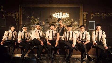 best swing bands the best electro swing bands for your event gigmit com