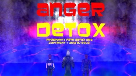 Anger Detox anger detox orb prosperity path