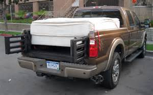 King Size Bed Truck Moving A Size Bed In A 6 5 Bed F150online Forums