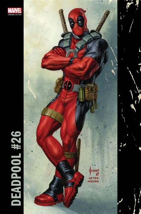deadpool covers deadpool 26 shaped box issue