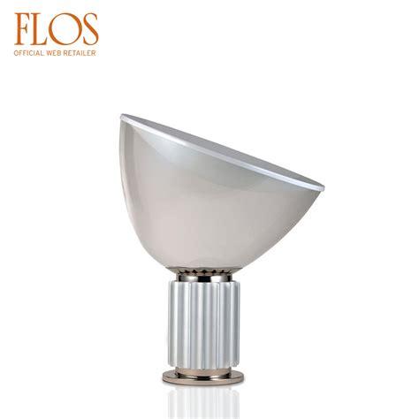 illuminazione da tavolo lada da tavolo taccia led by flos lovethesign