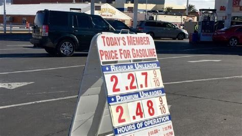 cheapest gas in las vegas lower gas prices in las vegas appeal to locals and