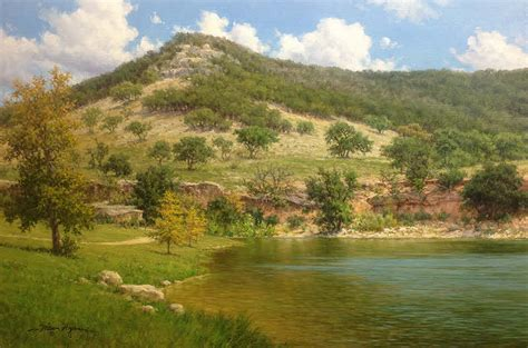 Landscape Paintings Realism Realistic Landscape Paintings By William Hagerman