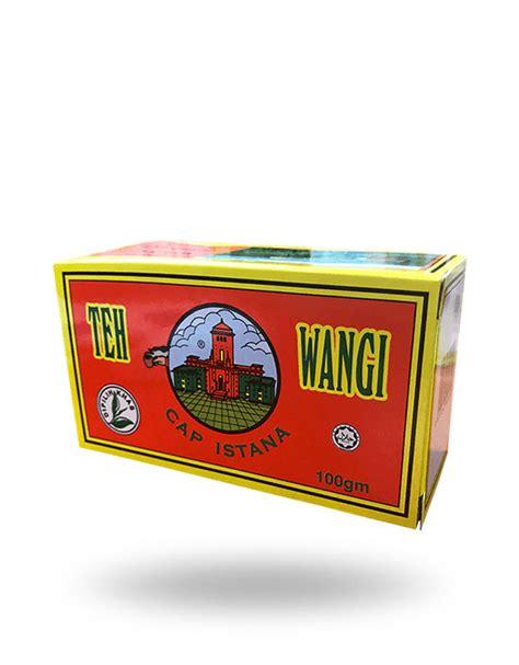 Teh Wangi bev40 teh wangi 100g 360beveragestore