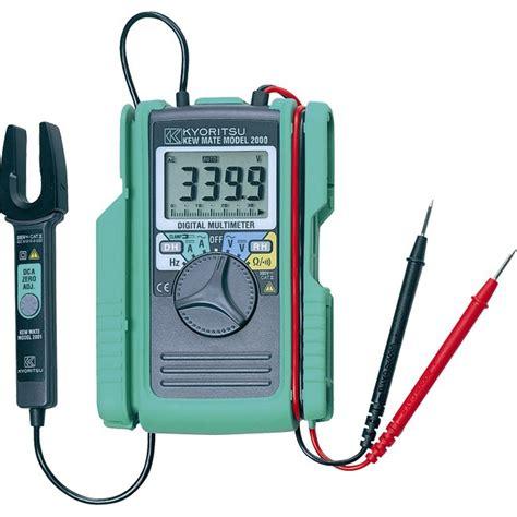 Multimeter Multi Tester Digital Pocket Kyoritsu 1018 sxmm4520 current cls radio parts electronics
