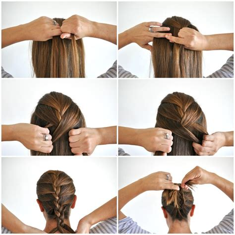 how to braid short hair step by step image result for how to do a french braid hair tips