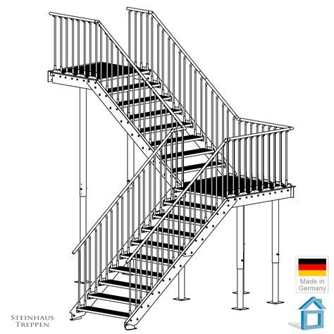 Stahlgeländer Bausatz by Eingangstreppe L 246 Sung Mit Wendelung Nachr 252 St Bausatz