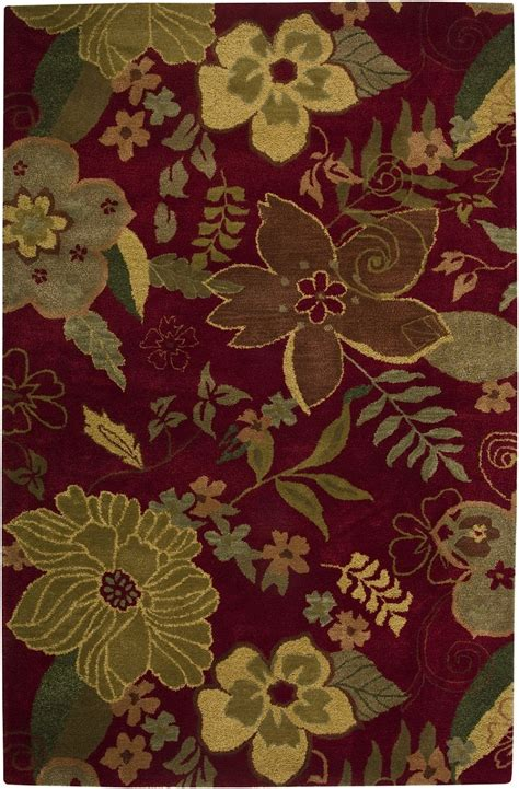 country floral rugs rizzy rugs pandora country floral area rug collection rugpal pr1740 4200