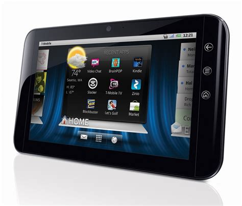 Tablet Android 4g dell streak 7 4g tablet