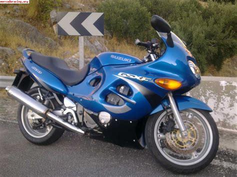 Suzuki Gsx F 2000 Suzuki Gsx 600 F Moto Zombdrive