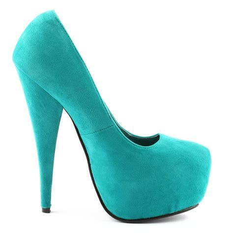 imagenes de tacones verdes zapatos de moda 2018 187 tacones de moda verdes agua 5