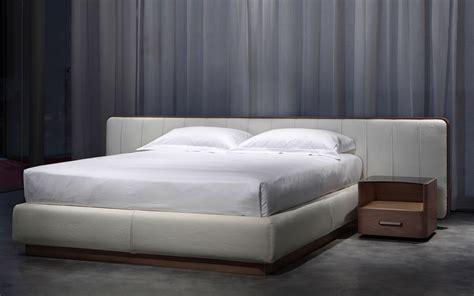 flou beds flou ermes bed low headboard