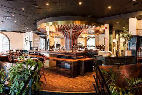 cafe design by gustav hallen interior restaurant carousel tengbom