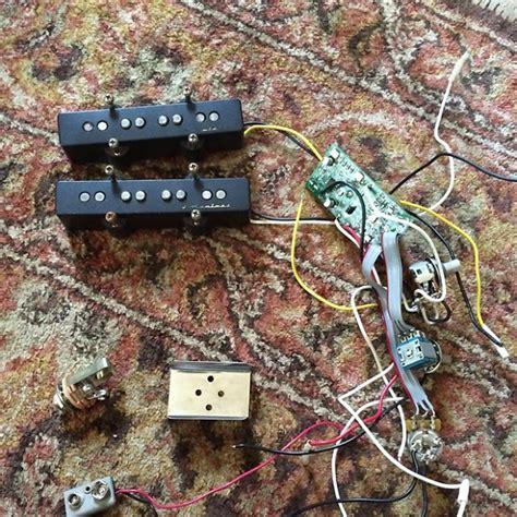 fender noiseless jazz b wiring diagram vintage