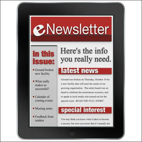 what is a newsletter what is the best day to publish an email newsletter