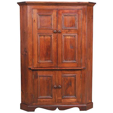 corner armoire tv cabinet french country corner tv armoire french country