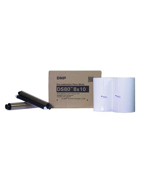 Paper Media Dnp Ds80 8x10 130 Lembar ds 80 8 x 10 midsouth distributors