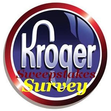 Kroger Sweepstakes - tell kroger sweepstakes mylogin4 com