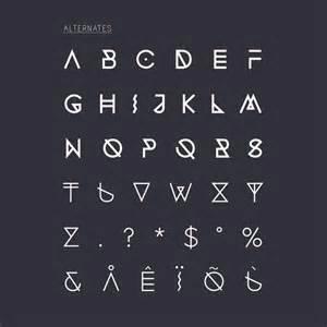 font design by rosalind stoughton